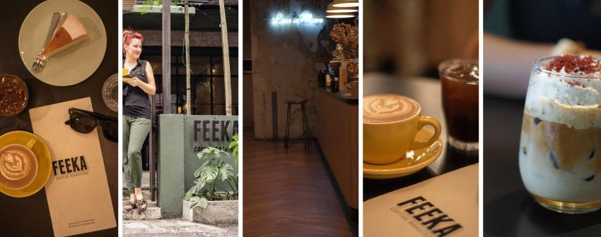 Feeka Coffee Roasters
